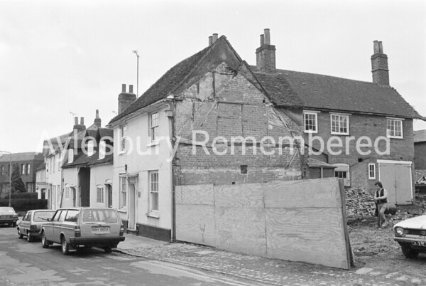 Rickfords Hill, March 1985