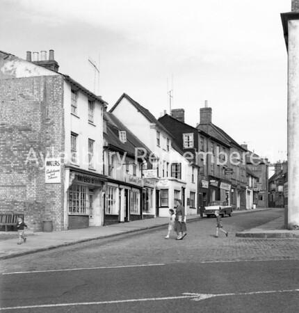 Silver Street, 1962