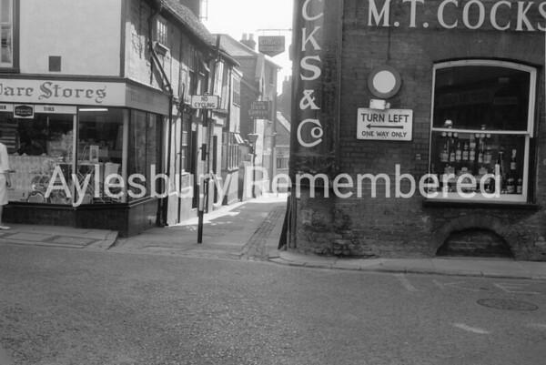 Silver Street, 1963