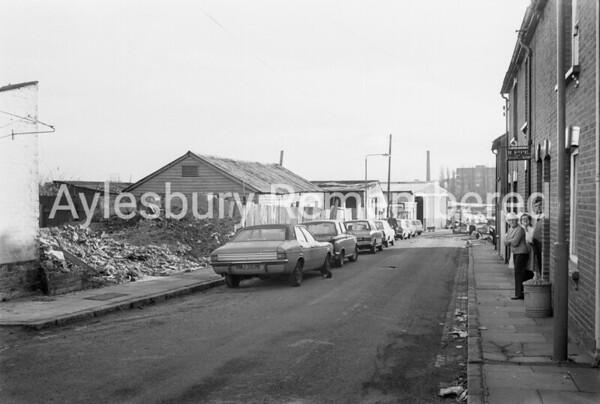 St John's Street, Nov 1978