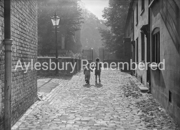 St Mary's Square, Oct 1952