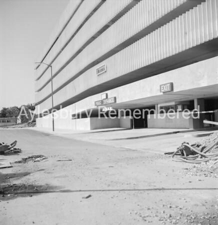 Station Way car park, 1967