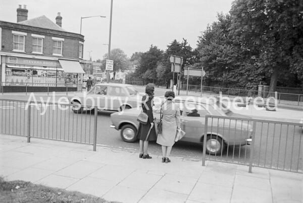 Stoke Road, Oct 1973