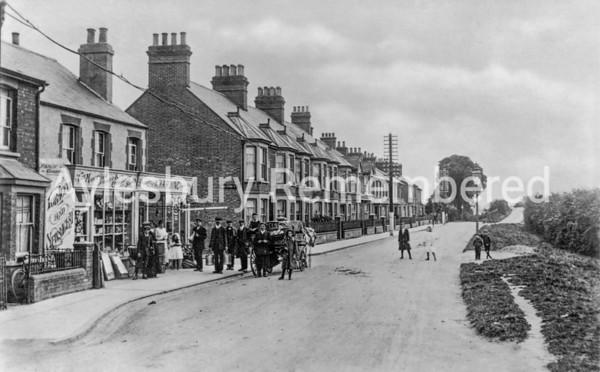 Stoke Road, c1910