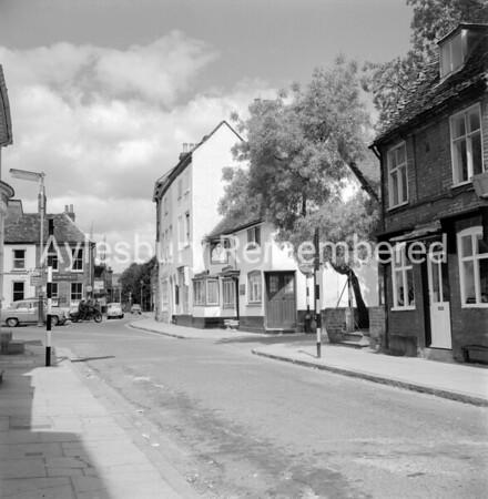 Temple Street, 1963