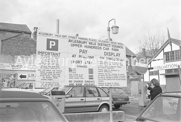 Upper Hundreds, Jan 1986