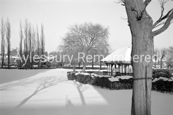 Vale Park, 1963