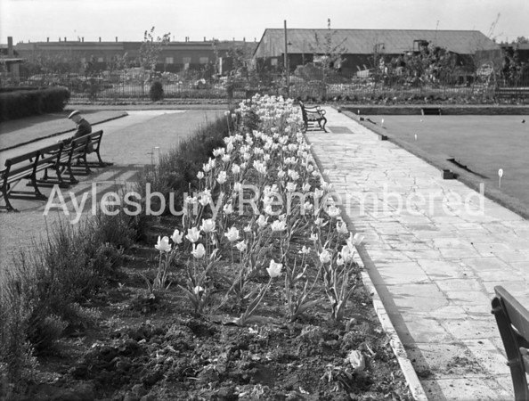 Vale Park, May 27 1947
