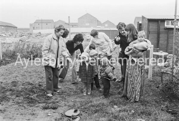 Walton Court, Nov 1977