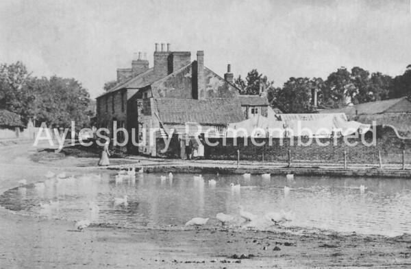 Walton Pond, 1890s