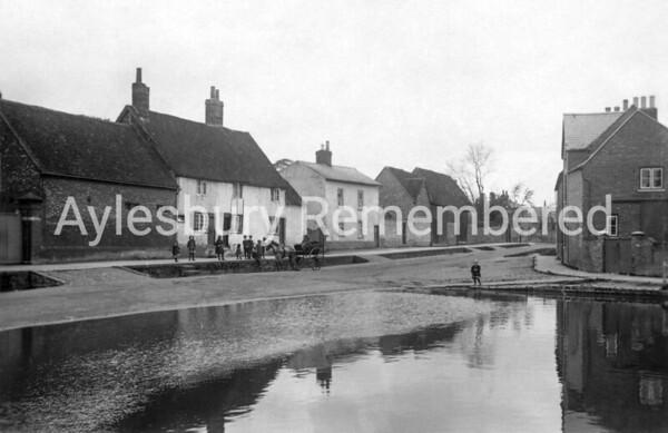 Walton Pond, c1910