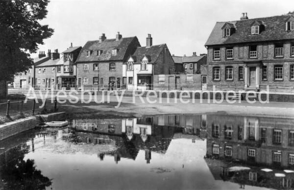 Walton Pond, 1940s