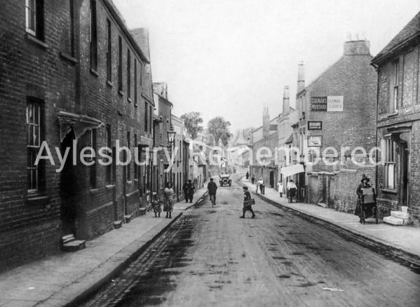 Walton Street, c1915