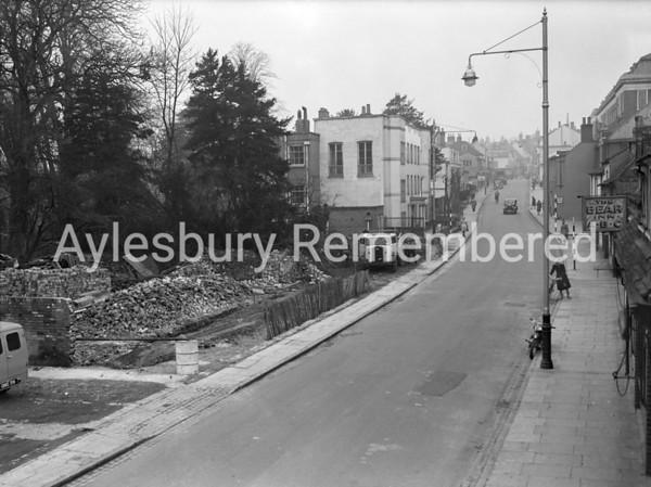 Walton Street, Jan 16 1950