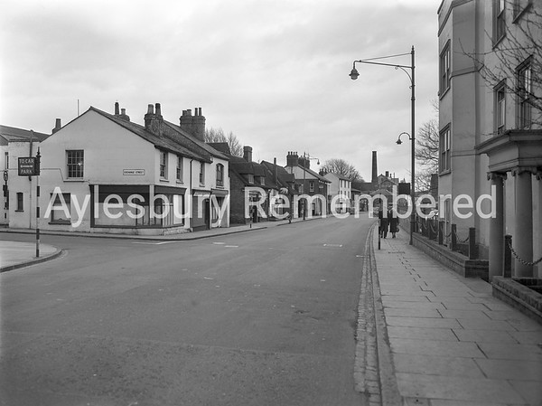 Walton Street, Feb 20th 1958