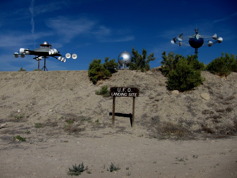 UFP Landing Site