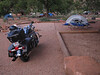 Watchman campsite