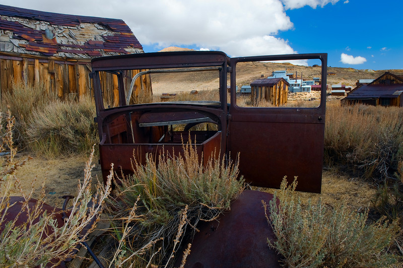 Rusted heap