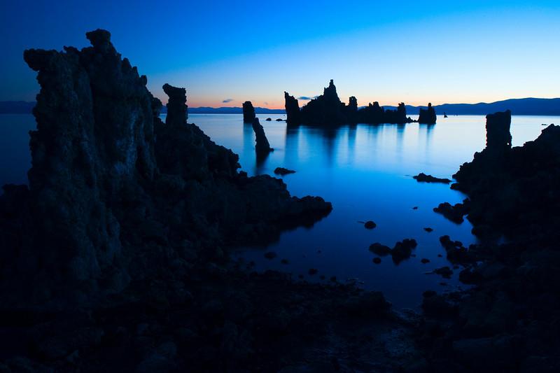 Tufa island 2