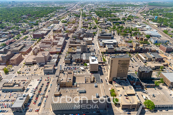 Fargo Aerial Photos