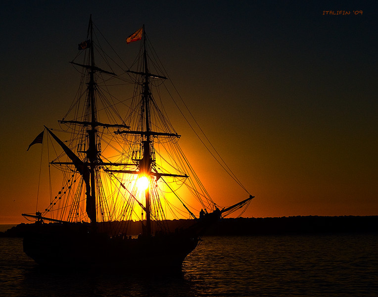 Don't let the sun set on your opportunity to check out this historic ship.