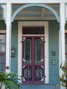 Fernandina Beach historic home