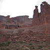 Three Sisters. Arches National Park