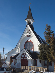 St. George's Episcopal Church, Leadville