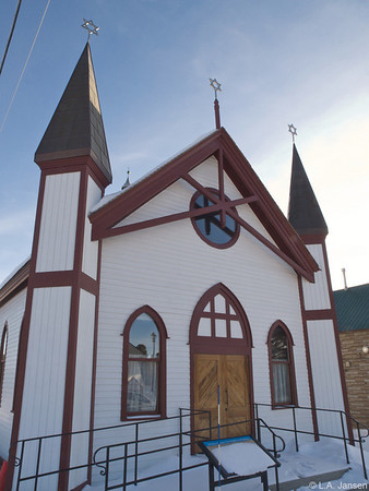 Temple Israel Synagogue, Leadville