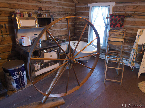 Frisco Historic Park & Museum