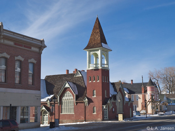 Presbyterian Church, Leadville