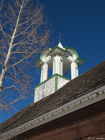 Frisco Historic Park & Museum, Schoolhouse