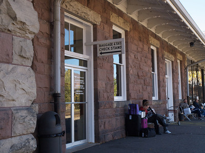 Train Station, Glenwood Springs, Colorado