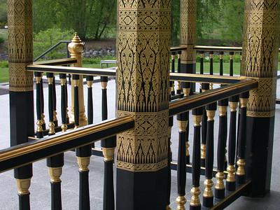 Thai Pavilion, Olbrich Botanical Gardens