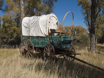 Historic wagon