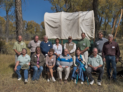 Corporate, Governmental, and Non-Profit Partners - PacifiCorp, Shell, Ultra (not represented); BLM; Sublette County Historical Society, Lander Trail Foundation,  Alliance for Historic Wyoming, Oregon California Trails Association (OCTA)