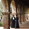 Historic Reenactors, Mission San Juan Capistrano, CA, March 2009
