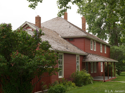 Farmhouse (Director's Office), Ucross Foundation