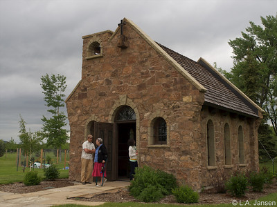 Chapel, Ucross Foundation