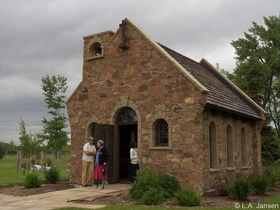 Chapel, Ucross Foundation