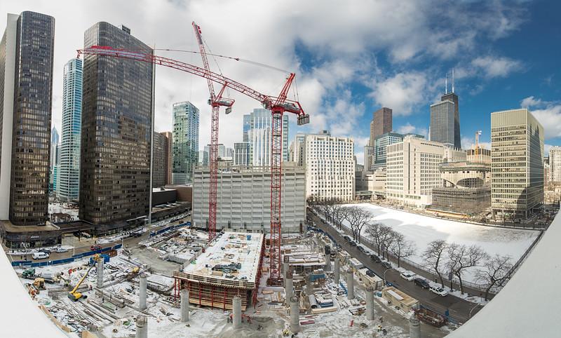 Construction Site Chicago