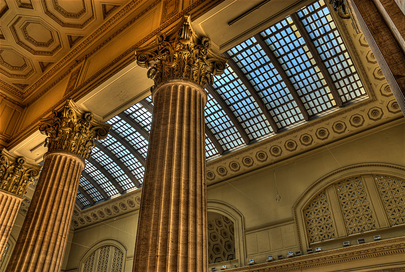 Column Union Station