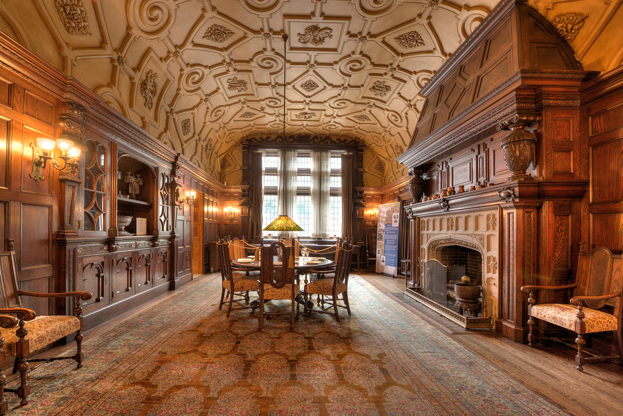 Daweshouse Dinning room