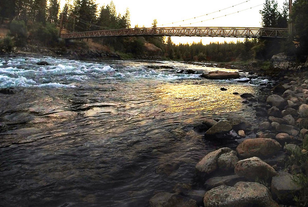 The River Flows