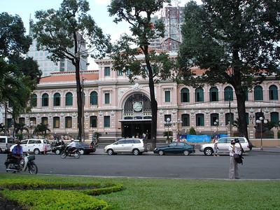 The Saigon Post Office