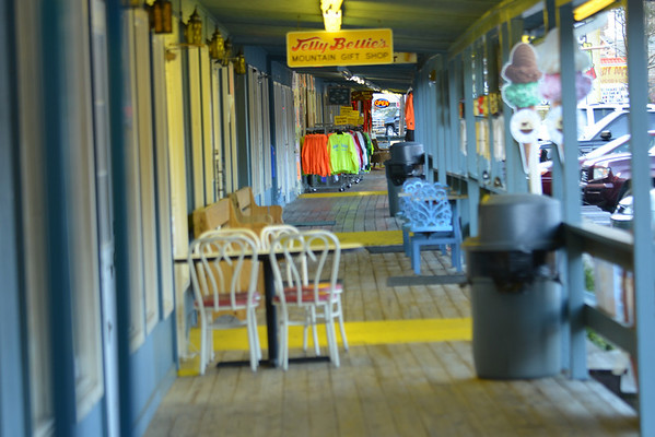 Shopping in Maggie Valley