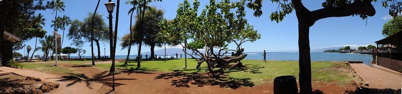 Lahaina Bay and Park in Lahaina