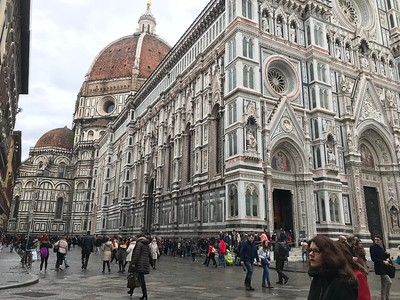 Duom Santa Maria Novella, Florence, Italy