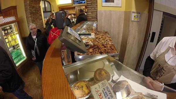 Forno Bakery Campo di Fiori