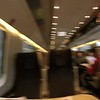 Economy Class on the Fast Train from Rome to Florence